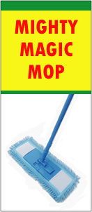 Mighty Magic Mop